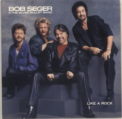 Bob Seger Like A Rock Us Vinyl Lp Album Lp Record 425187