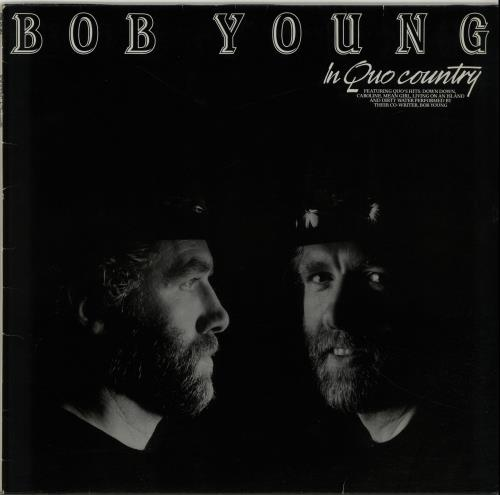 Bob Young In Quo Country vinyl LP album (LP record) UK 2OTLPIN654549