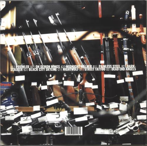 Bohren & Der Club Of Gore Sunset Mission 2-LP vinyl record set (Double Album) German ZPK2LSU717738