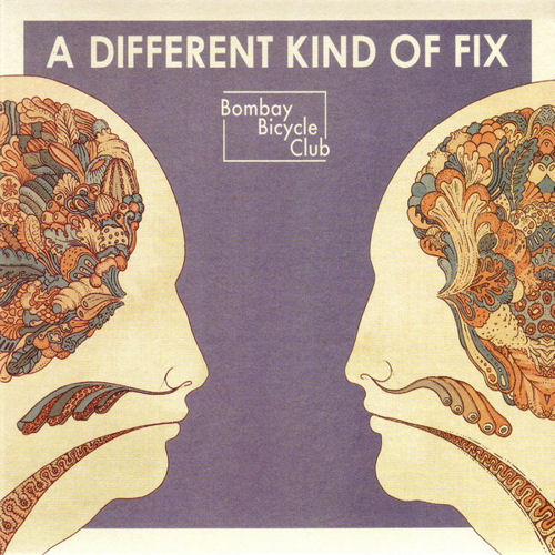 Bombay Bicycle Club A Different Kind Of Fix CD album (CDLP) Japanese BQCCDAD551988