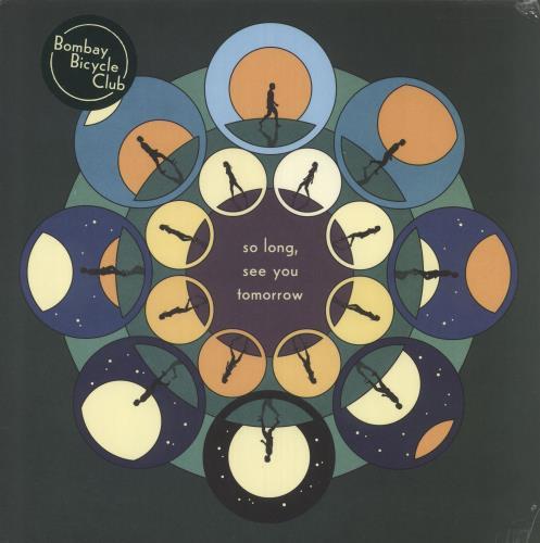 Bombay Bicycle Club So Long, See You Tomorrow - Sealed vinyl LP album (LP record) UK BQCLPSO739482