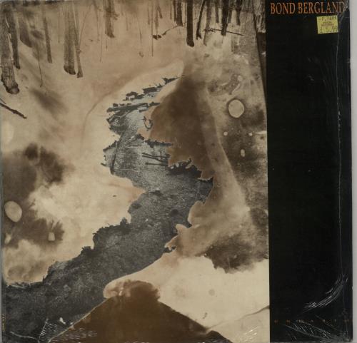 Bond Bergland Unearth vinyl LP album (LP record) UK IQNLPUN650894