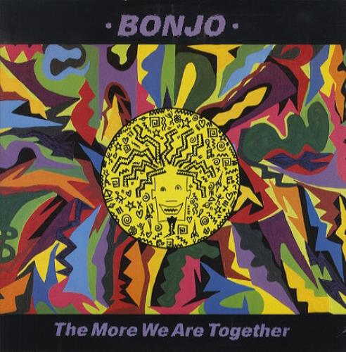 """Bonjo The More We Are Together 12"""" vinyl single (12 inch record / Maxi-single) UK NJO12TH222102"""