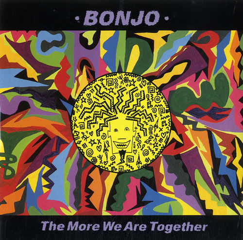 """Bonjo The More We Are Together 7"""" vinyl single (7 inch record) UK NJO07TH632005"""
