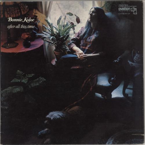 Bonnie Koloc After All This Time - Quad vinyl LP album (LP record) US B8OLPAF596220