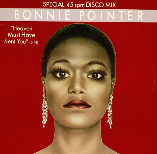 Bonnie Pointer Heaven Must Have Sent You Uk 12 Quot Vinyl