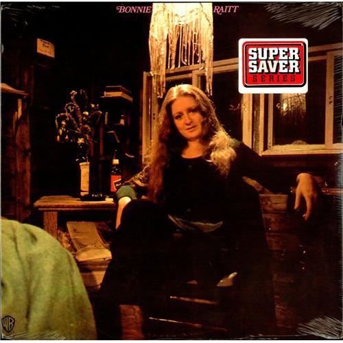 Bonnie Raitt Bonnie Raitt - Sealed vinyl LP album (LP record) US BRTLPBO420767