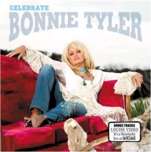 Bonnie Tyler Celebrate CD album (CDLP) UK BTYCDCE400666
