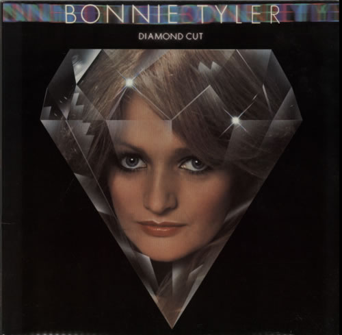 Bonnie Tyler Diamond Cut vinyl LP album (LP record) UK BTYLPDI604137