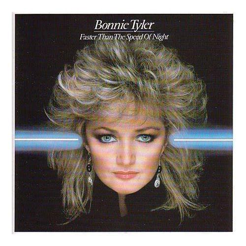 Bonnie Tyler Faster Than The Speed Of Night CD album (CDLP) Japanese BTYCDFA470165