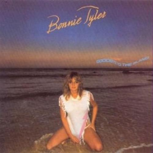 Bonnie Tyler Goodbye To The Island CD album (CDLP) UK BTYCDGO494743