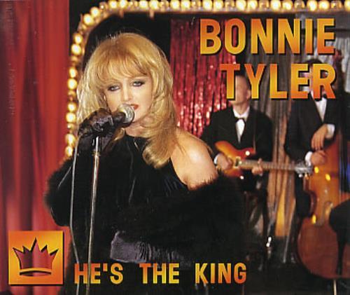 "Bonnie Tyler He's The King CD single (CD5 / 5"") German BTYC5HE102800"
