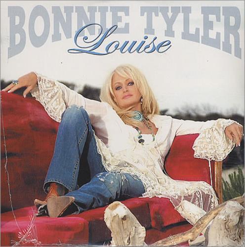 "Bonnie Tyler Louise CD single (CD5 / 5"") UK BTYC5LO402361"