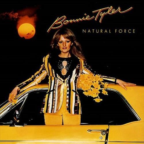 Bonnie Tyler Natural Force CD album (CDLP) UK BTYCDNA476916