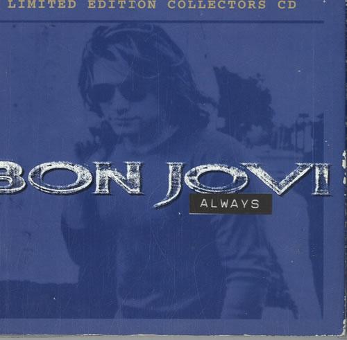 Bon Jovi Always / Someday I'll Be Saturday Night 2-CD single set (Double CD single) UK BON2SAL281571