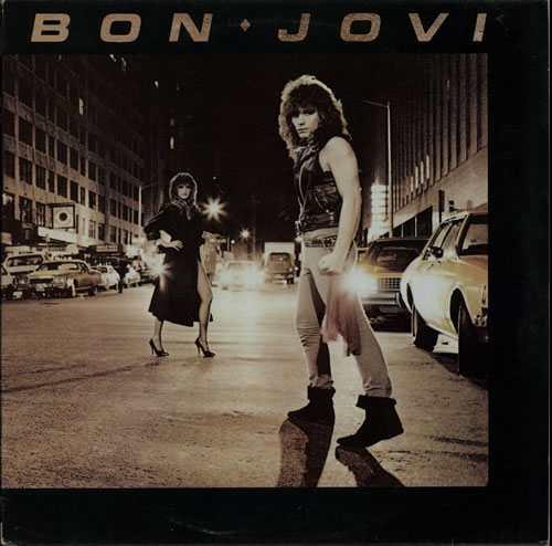 Bon Jovi Bon Jovi vinyl LP album (LP record) UK BONLPBO369944