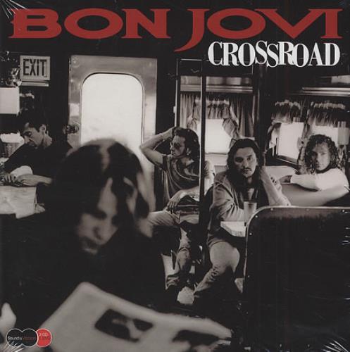 Bon Jovi Cross Road - Sound & Vision 3-disc CD/DVD Set UK BON3DCR338482