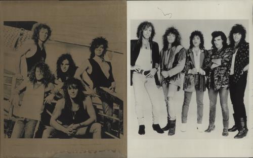 Bon Jovi Four Publicity Photographs photograph UK BONPHFO678765