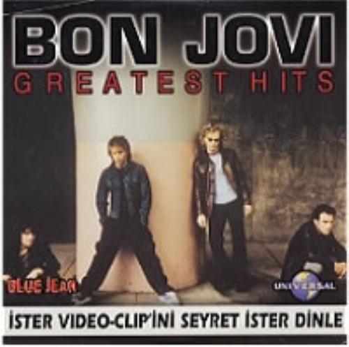 Bon Jovi Greatest Hits CD-ROM Turkish BONROGR179321