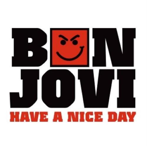 Bon Jovi Have A Nice Day 2-CD single set (Double CD single) UK BON2SHA335361
