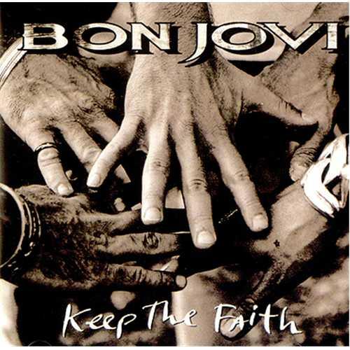 Bon Jovi Keep The Faith CD album (CDLP) Australian BONCDKE412594