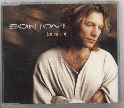 "Bon Jovi Lie To Me CD single (CD5 / 5"") German BONC5LI55079"