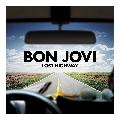 Bon Jovi Lost Highway CD album (CDLP) UK BONCDLO401483