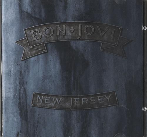 Bon Jovi New Jersey CD album (CDLP) German BONCDNE175256