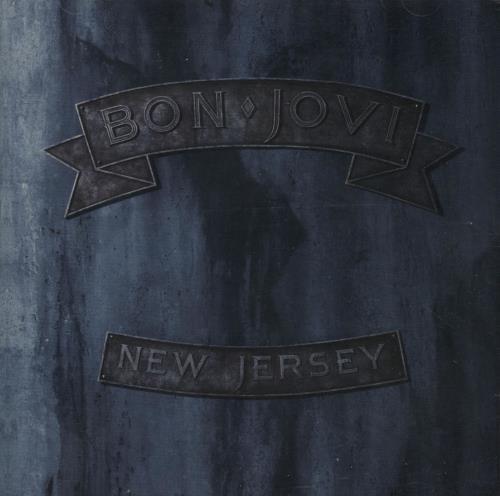 Bon Jovi New Jersey CD album (CDLP) UK BONCDNE650454