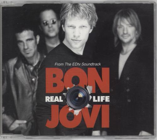 "Bon Jovi Real Life CD single (CD5 / 5"") German BONC5RE145305"