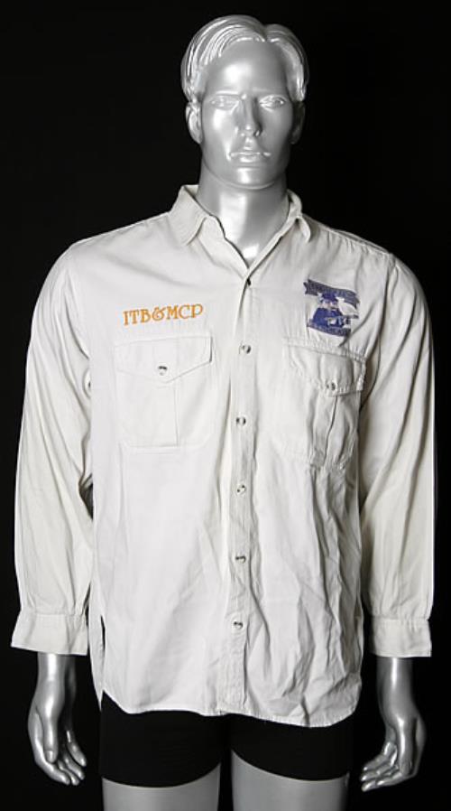 Bon Jovi The Jersey Syndicate clothing UK BONMCTH443041