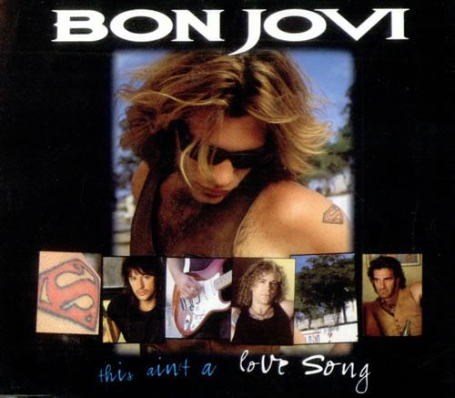 Bon Jovi This Ain't A Love Song 2-CD single set (Double CD single) UK BON2STH174681