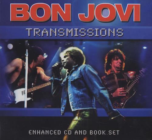 Bon Jovi Transmissions CD album (CDLP) UK BONCDTR415124