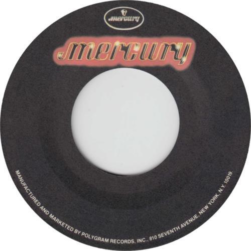 """Bon Jovi You Give Love A Bad Name - Misprint Label 7"""" vinyl single (7 inch record) US BON07YO712718"""