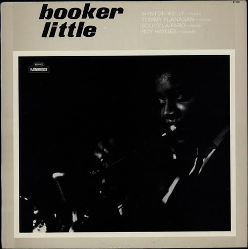 Booker Little Booker Little vinyl LP album (LP record) US 4BLLPBO586231