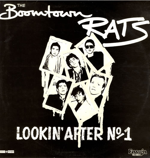 Boomtown Rats Lookin After No 1 P S Ex Uk 12 Quot Vinyl