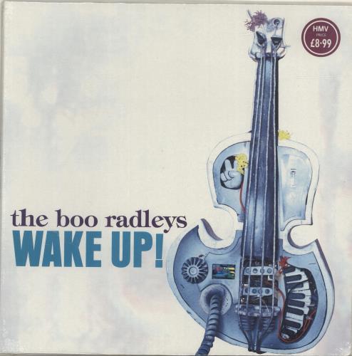 Boo Radleys Wake Up! - Sealed vinyl LP album (LP record) UK BORLPWA695956