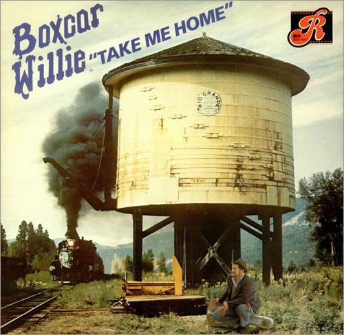 Boxcar Willie Take Me Home vinyl LP album (LP record) UK BXCLPTA434953