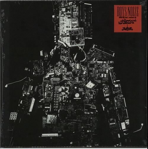 "Boys Noize XTC 12"" vinyl single (12 inch record / Maxi-single) UK G8112XT631814"