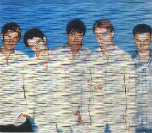 Boyzone A Different Beat CD album (CDLP) Japanese BYZCDAD122755