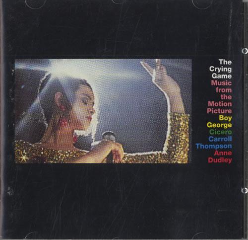 Boy George The Crying Game O.S.T CD album (CDLP) UK BOYCDTH85024