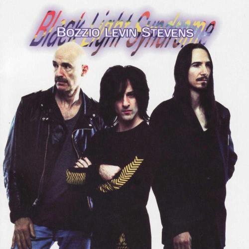 Bozzio Levin Stevens Black Light Syndrome CD album (CDLP) Japanese I4-CDBL669687
