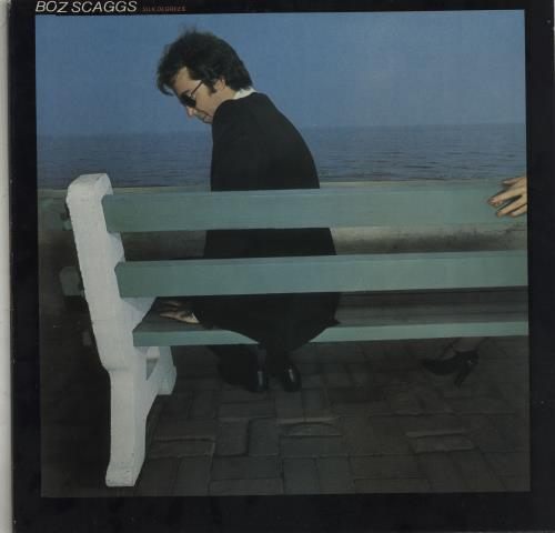 Boz Scaggs Silk Degrees vinyl LP album (LP record) UK BOZLPSI649985