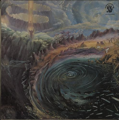 Bo Hansson Attic Thoughts vinyl LP album (LP record) UK BOHLPAT264535