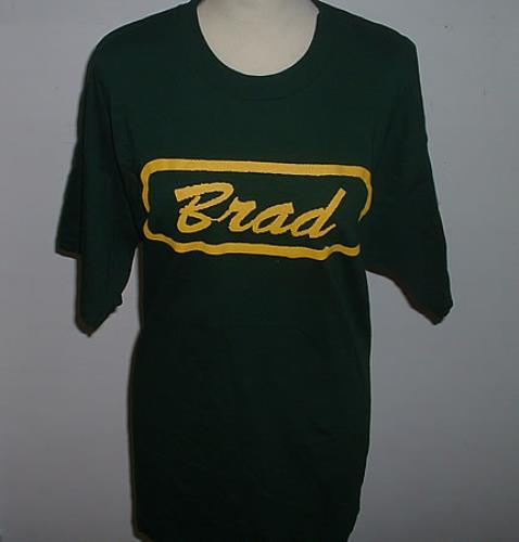 Brad Brad t-shirt UK RADTSBR321680