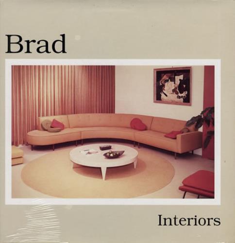 Brad Interiors - Sealed vinyl LP album (LP record) US RADLPIN360726