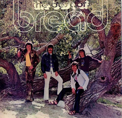 Bread The Best Of Bread vinyl LP album (LP record) UK RDBLPTH236335