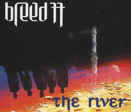 "Breed 77 The River CD single (CD5 / 5"") UK B77C5TH476166"