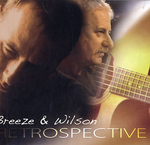 Breeze & Wilson Retrospective CD album (CDLP) UK G1ECDRE623707