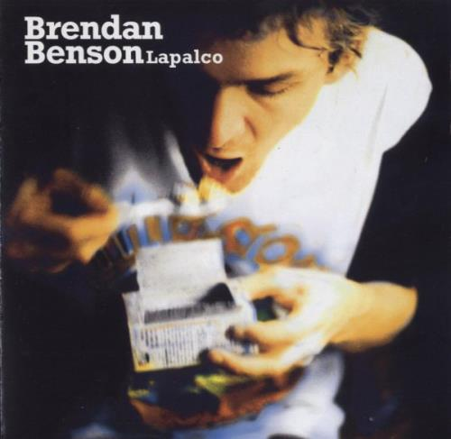 Brendan Benson Lapalco CD album (CDLP) UK RNECDLA240257